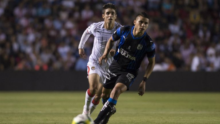 Chivas vs Querétaro en Liga MX