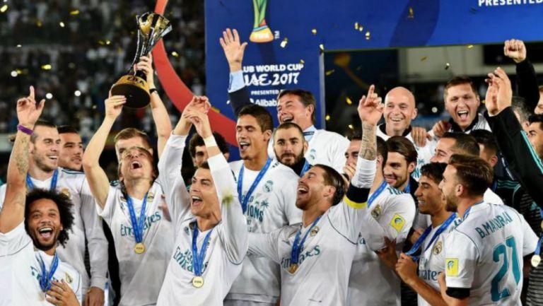 Real Madrid en Mundial de Clubes