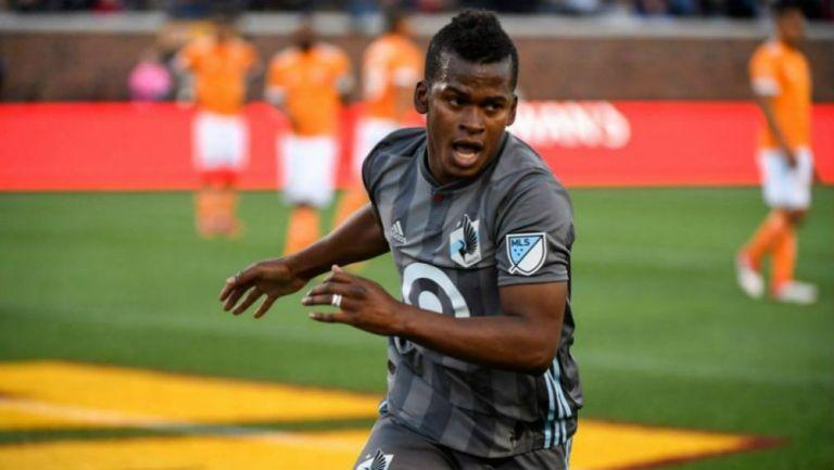 Minnesota United no renovará a Darwin Quintero
