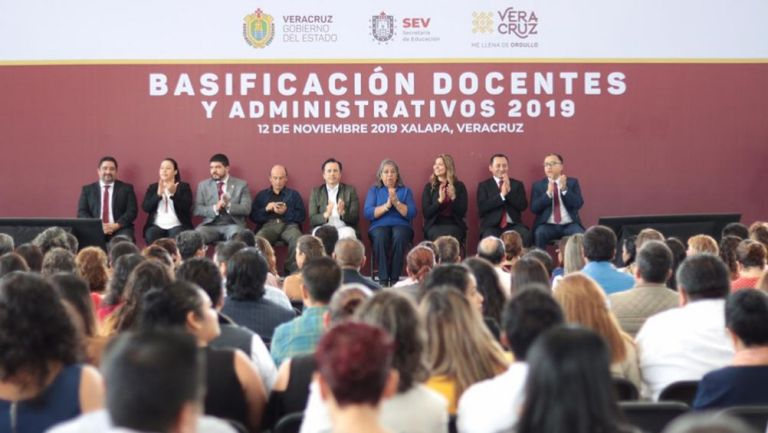 El evento de  basificación en Veracruz