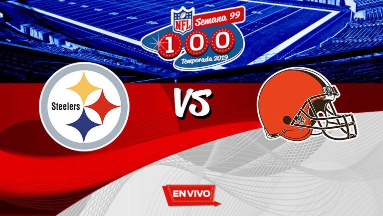 Pelea entre Browns y Steelers resulta en tres expulsiones