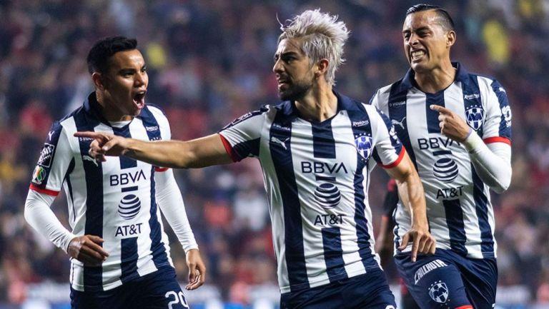 Monterrey presentó el jersey que usará en el Mundial de Clubes