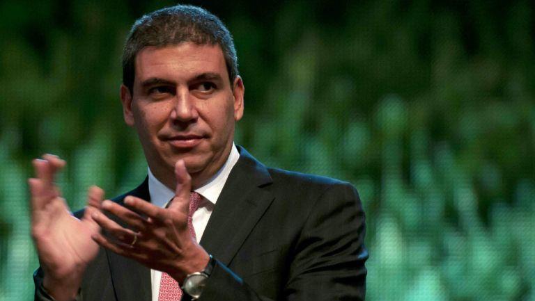 Arturo Elías Ayub en evento comercial