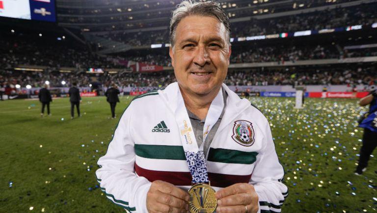 'Tata' Martino pedirá a la Liga MX reducir número de extranjeros