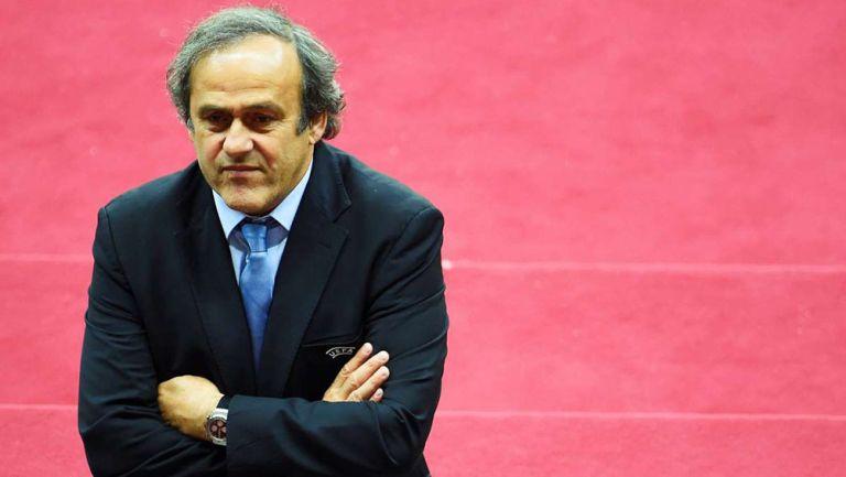 Michel Platini estalla y 'desmonta' el VAR: