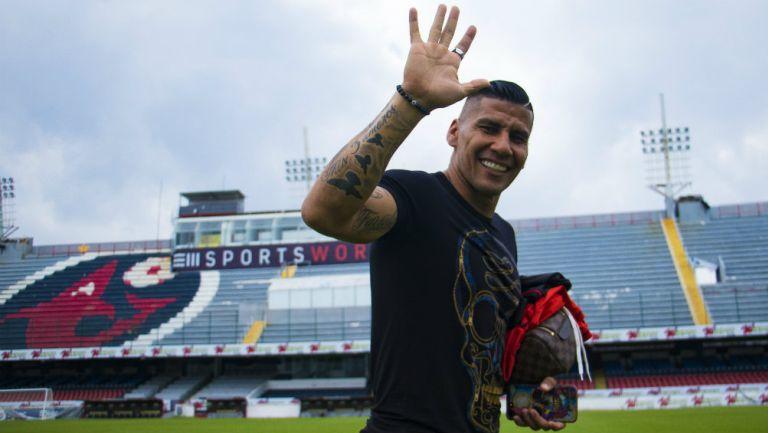 Carlos Salcido agradece a las Chivas por su carrera como futbolista