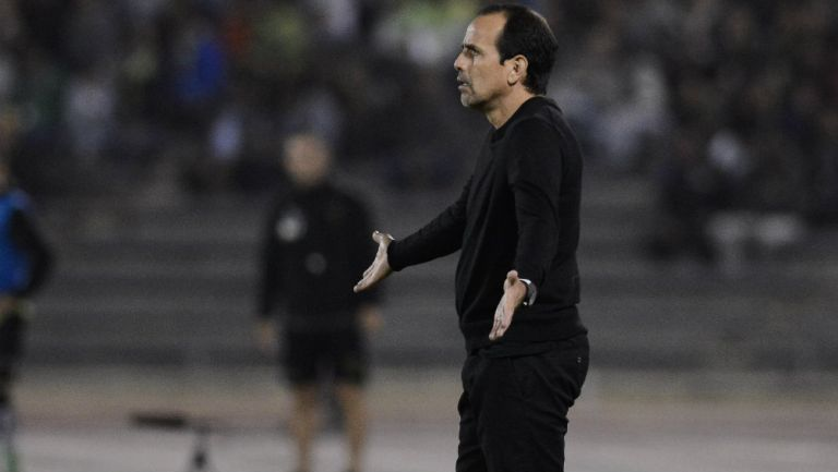 Óscar Pareja como entrenador de Xolos de Tijuana