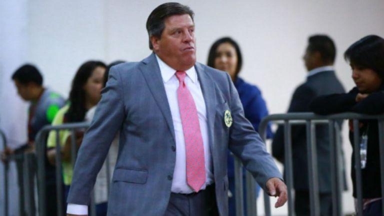Miguel Herrera asegura que América será campeón