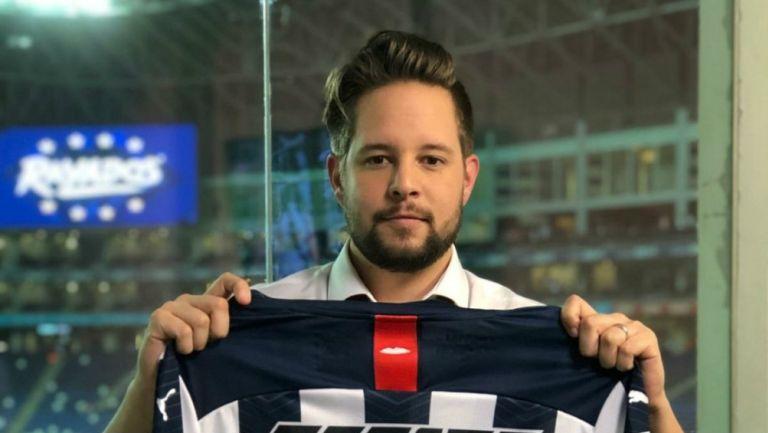 Raoul Ortiz, comentarista de televisión