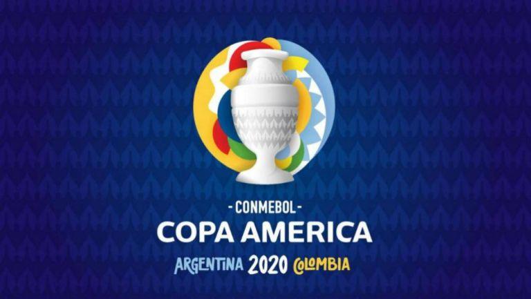 Logo de la Copa América 2020