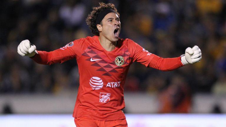 Ochoa volvió a México para ser campeón con el América