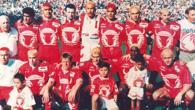 Toros Neza, un equipo pintoresco a finales de los 90's