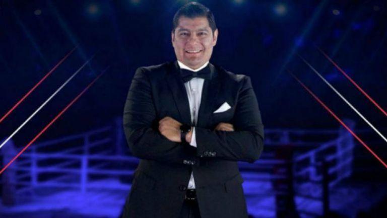 Carlos Aguilar, comentarista de box
