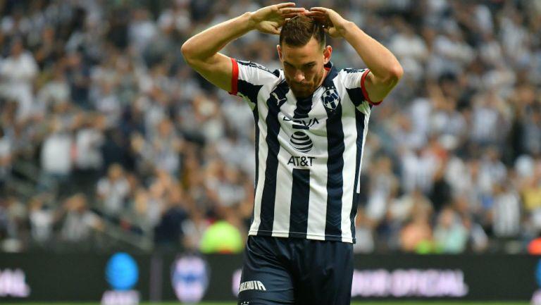 Vincent Janssen en lamento de gol