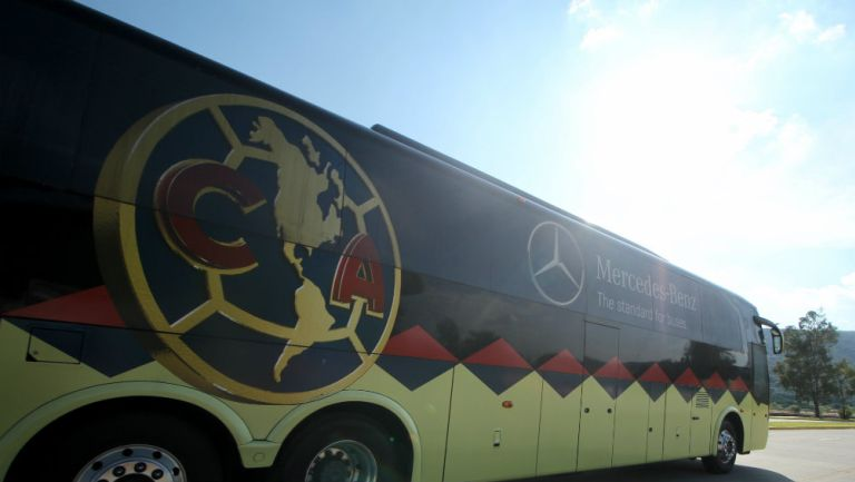 El autobús del América