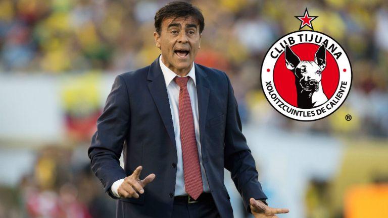 Gustavo Quinteros, nuevo entrenador de Xolos