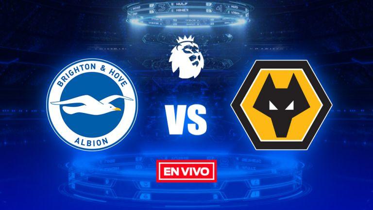 EN VIVO Y EN DIRECTO: Brighton vs Wolverhampton