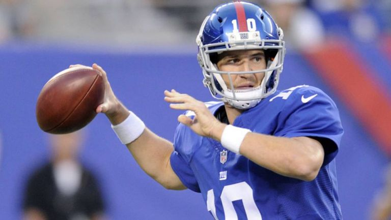 Eagles arruina regreso de Eli Manning con Giants y aprieta a Cowboys