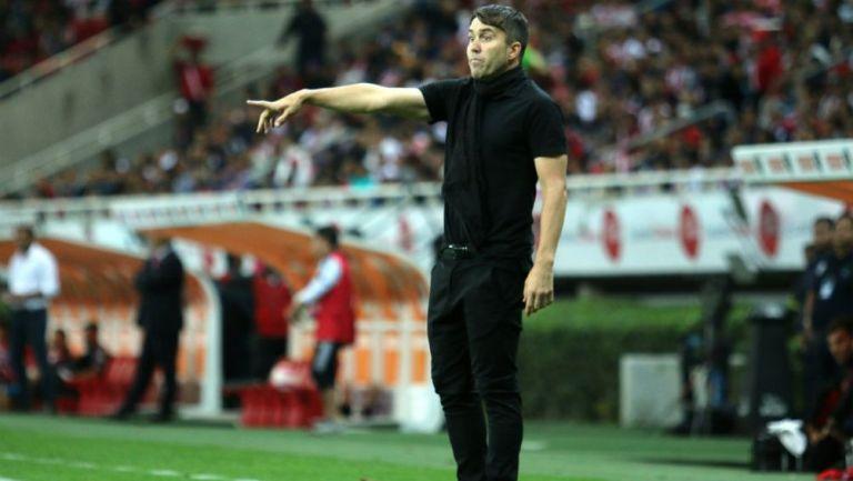 Eduardo Coudet, nuevo entrenador del Inter de Porto Alegre