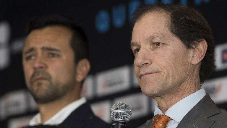 Jaime Ordiales suena para ser director deportivo de Cruz Azul