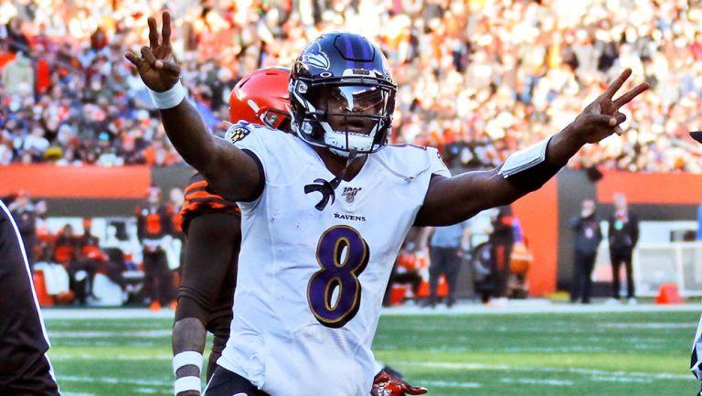 Ravens sumó 11 triunfos al hilo y aseguró el primer lugar ...