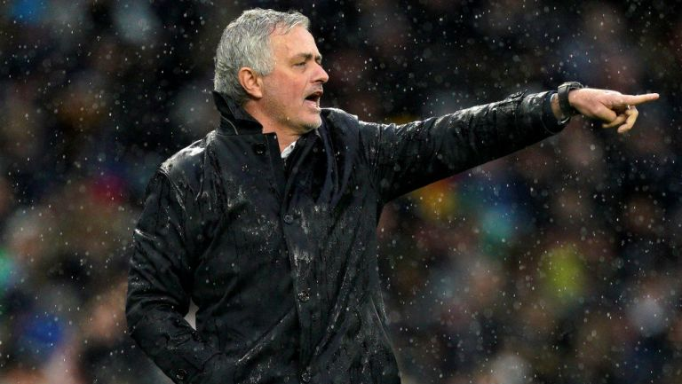 Mourinho estuvo cerca de romper en llanto al recordar su triste Navidad