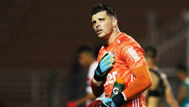 Tiago Volpi fue contratado en forma definitiva por Sao Paulo