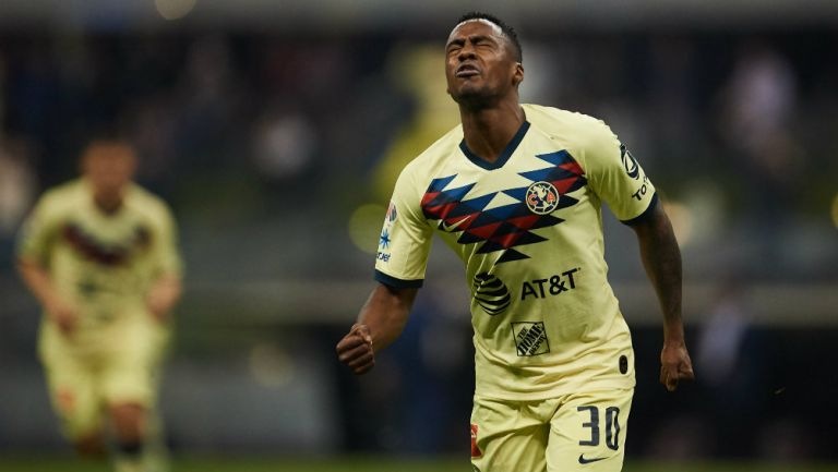 América podría perder a Renato Ibarra por tres meses