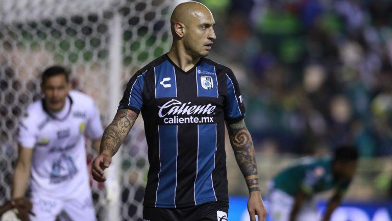 FOTO) Ariel Nahuelpan tiene nuevo club en México | ECUAGOL
