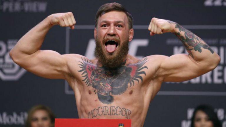 Conor McGregor enfrentaría a Manny Pacquiao