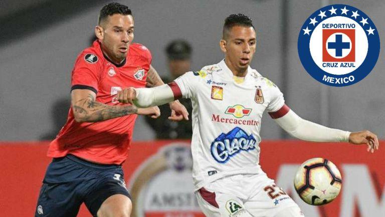Cruz Azul a nada de cerrar el fichaje de Alex Castro