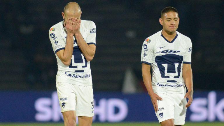 Carlos Gonzalez y Bryan Mendoza, tristes tras empate ante Bravos