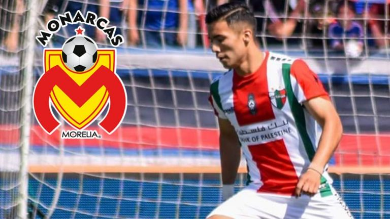 Nicolás Díaz, nuevo jugador que adquirió Morelia