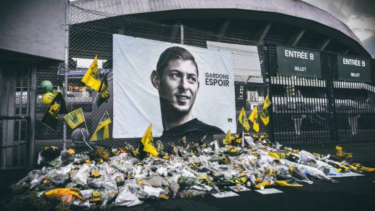 Nantes rendirá homenaje al fallecido Emiliano Sala