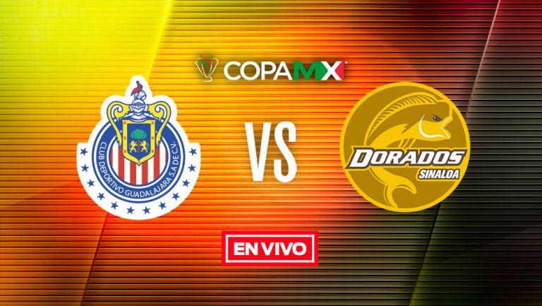 EN VIVO y EN DIRECTO: CHIVAS VS DORADOS