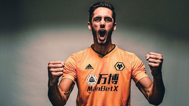 El curioso recibimiento del Wolverhampton a Leonardo Campana