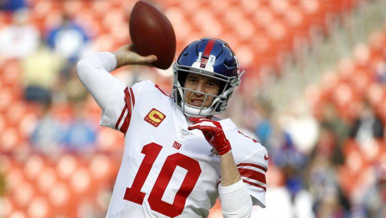 Eli Manning se retira después de 16 temporada en la NFL — Oficial