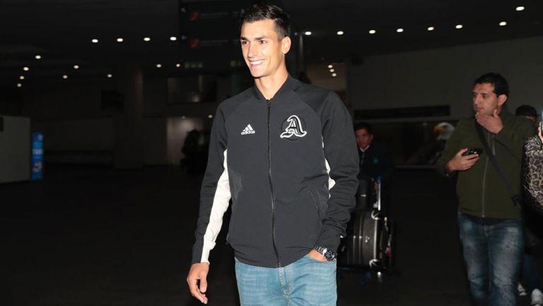 Pumas tiene nuevo jugador: Juan Ignacio Dinenno