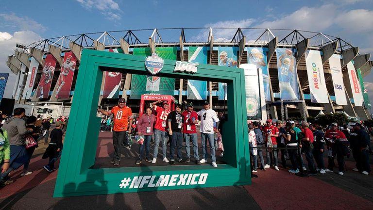 NFL Fanzone del Super Bowl se hará en México