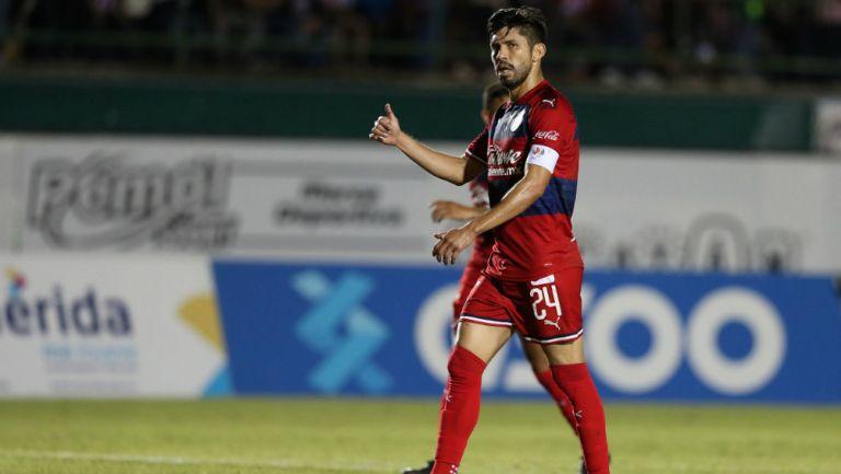 Oribe Peralta piensa en ir a la MLS