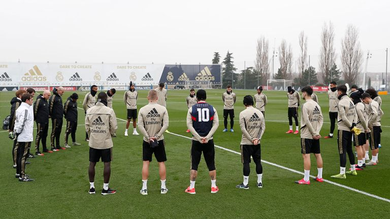 Real Madrid homenajea a Kobe Bryant