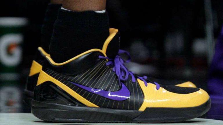 Nike dejó de vender productos de Kobe Bryant