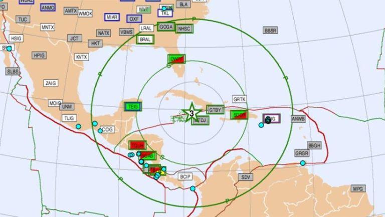 Potente sismo de magnitud 7,7 sacude el Caribe