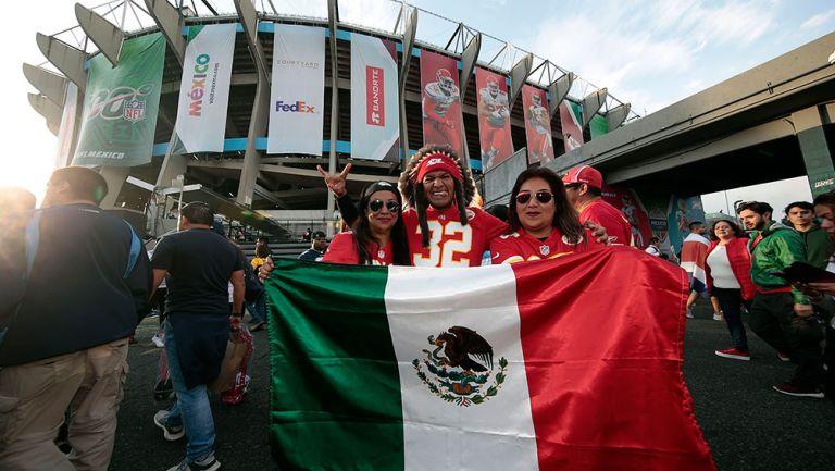 NFL confirmó juego en México