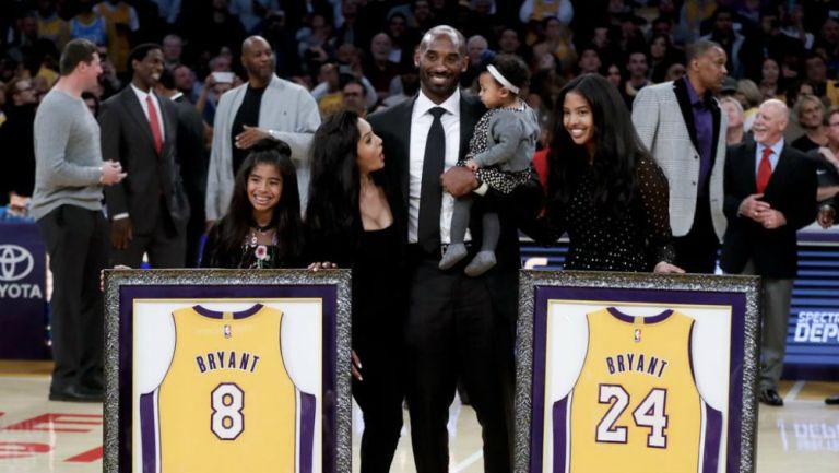 Kobe Bryant será homenajeado en el juego de Lakers