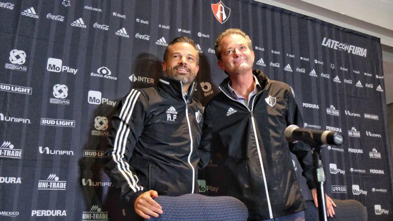 Atlas confirma a Rafael Puente como su entrenador para el Apertura 2020