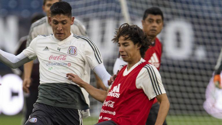 Jaime Lozano contempla a Edson Álvarez y Diego Lainez para el Preolímpico