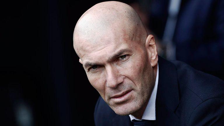 Zidane habla sobre Bale