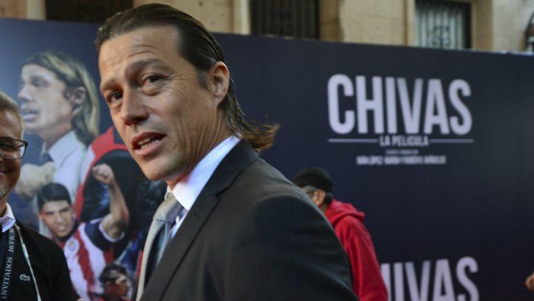 Chivas: José Luis Higuera 'recomendó' a Matías Almeyda