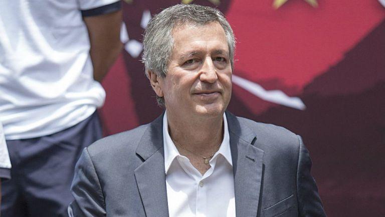 Jorge Vergara, durante un evento